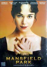 MANSFIELD PARK - DVD R0 -  Jane Austen, James Purefoy, Period Drama Romance