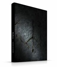 NEW Bloodborne Collector's Edition Strategy Guide (Hardcover) UPDATED EDITION!