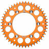 Primary Drive Rear Aluminum Sprocket 50 Tooth Orange for KTM Off-Road