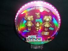 Mini LaLaLoopsy Limited Gold Edition Collectible Doll Figures Twinket Sparkles