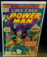 Power Man, Luke Cage, Hero for Hire #26 HIGH GRADE !! - SEE PICS !!