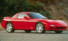 WORKSHOP MANUAL MAZDA RX7 RX-7 SERIES 6 1993 DVD PDF REPAIR SERVICE PDF ENGLISH
