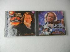 Andre Rieu in Wonderland & The Flying Dutchman Cds NEW!!