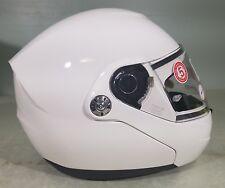 Nolan Helmet N91 Metal White M 398550