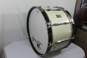"""Pearl 14"""" x 26"""" Marching Percussion Bass Drum  """"Maple"""""""