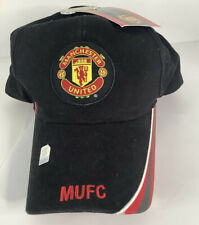 Official Manchester United Cap New With Tags  Adjustable