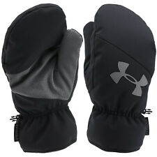 Under Armour Mens UA Cart Mitts Winter Gloves Insulated Golf Mittens