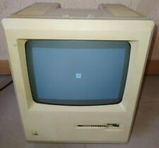 Genuine Apple Macintosh 128K 120V AC USA from 1984 untested Collector's Item
