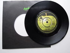 John Lennon APPLE DEMO 45 ' WHATEVER GETS YOU THROUGH THE NIGHT ' EX !