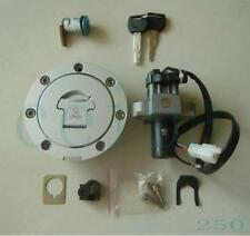 HONDA CBR VFR NSR 250 400 MC22 NC23 NC29 NC30 Ignition Switch+Gas Cap Cover lock