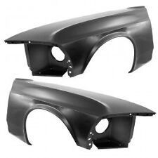 FORD MUSTANG  69   FRONT FENDER LEFT SIDE ONE PIECE NO HOLE
