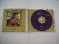 DAVID LANZ - BEST OF - CD NEW UNPLAYED 2005