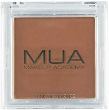 MUA SUNKISSED BRONZE PRESSED POWDER BRAND NEW & SEALED ONLY £3.99 FREE POST !!!