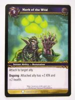 WoW: World of Warcraft Cards: MARK OF THE WILD 24/361 - played