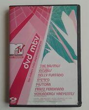 "Maroon 5 Franz Ferdinand Nelly Furtado The Rasmus MTV rare promo DVD no CD LP 7"""