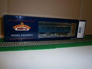 BACHMANN 34629A  BR BLUE COACH MK 1 SUBURBAN 57ft BRAKE 2nd. No. E43138 NEW BOX