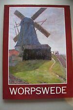 Worpswede von Jürgen Schultze 1981 Malerkolonie