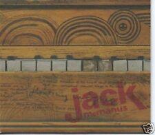(N968) Jack McManus, Bang on the Piano - DJ CD
