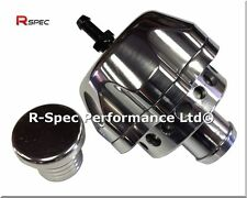 R-spec Twin Piston Dump valve BOV pour VW Golf GTI Passat Bora 1.8 T 20 V Turbo