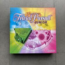 PARKER - TRIVIAL PURSUIT JUNIOR - 1500 FRAGEN - AUSGABE 2011 Neuwertig