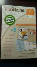 New ListingViaStone Paper Made From Stone Matte 100 Post cards Quality Photo Paper