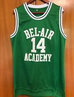dc64fec3d Fresh Prince of Bel-Air Will Smith 14 Bel-Air Academy Basketball Jersey S