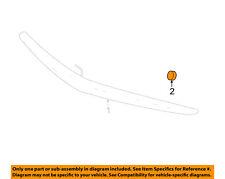 GM OEM Taillight Tail Light Lamp Rear-Tail Lamp Nut 11560973