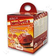 Bombetta - 'Nduja extra piccante. Senza conservanti e coloranti - 250 gr.