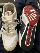 Reebok Track And Field Mens Size 9 Distance Spikes Running . New With Out Tags -