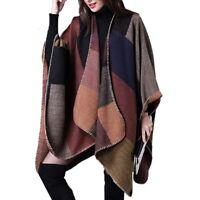 Winter Wool Pashmina Cashmere Scarves Scarf Shawl Wrap Oversized Blanket