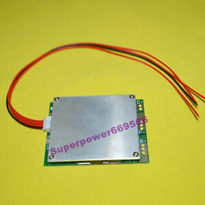 12V 100A 3S PCM BMS PCB for 3cells in series Li-ion battery with Balance charge