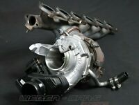 7823270 Turbolader Turbo BMW N57 X3 F25 30dX F07 GT 530d F30 330d F32 430d 387km