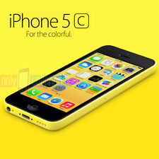 Apple iPhone 5c Unlocked International GSM & CDMA Smartphone - Yellow