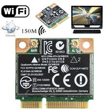 Mini Bluetooth 4.0 Wifi Wireless PCI-E Card For HP QCWB335 AR9565 SPS 733476-001