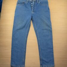 Vtg Levis 501 Orig. Mens Straight Leg Button Fly Jeans Denim Made In USA 38x31