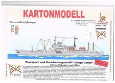 Herpa 420419 Wartburg 353 /' 66 turista con remolque y 2x Sansón modelo 1:87