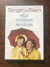 Singin in the Rain Dvd 1952 2Disc Set Like New Free Shipping Gene Kelly Reynolds