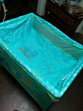 Fisher-Price Precious Planet insert Infant Bassinet feature pack n playard EUC