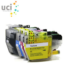 4x Ink Cartridge LC3219 XL for Brother MFC-J5930DW  MFC-J6530DW MFC-J6930DW