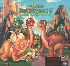 The Land Before Time IV: Journey Through the Mists (Laserdisc, 1996)