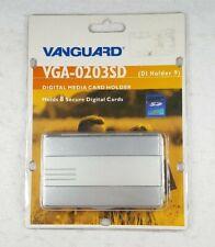 New Vanguard VGA-0203SD Digital Media Card Holder (DI Holder 9) - Free Shipping