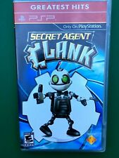 Secret Agent Clank PSP Complete PlayStation Portable