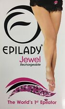 Epilady Jewel Rechargeable Cordless Epilator ** Brand New ** On Sale **
