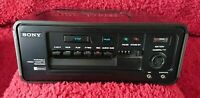 Sony Portable Betamax VCR Model SL-3000NB PAL with Original Carry Case & Strap