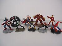 Disney Infinity Spiderman Venom Thor Iron Man Marvel Wii U PS3 PS4 Xbox 360 One