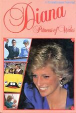 Princess Diana Early Hardcover Photo Book With Fashion