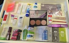 Beauty Subscription Box Makeup Lot (Ipsy, Sephora, Allure, PLUS BONUS ITEMS)