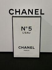 CHANEL No. 5 L'EAU 1.2oz Made in France, NIB