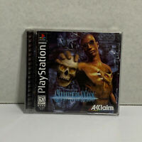 Shadow Man (Sony PlayStation 1, 1999) COMPLETE! TESTED & CLEANED!