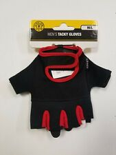 Golds Gym Tacky Men's Training Gloves Workout Gloves Weightlifting Size M / L